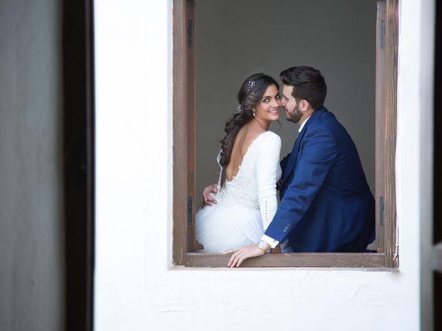La boda de Luís y Rosa en La Carlota, Córdoba 100