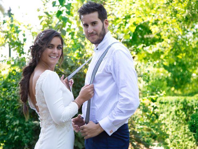 La boda de Luís y Rosa en La Carlota, Córdoba 105
