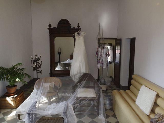 La boda de Adria y Alba en Sant Cugat Sesgarrigues, Barcelona 2