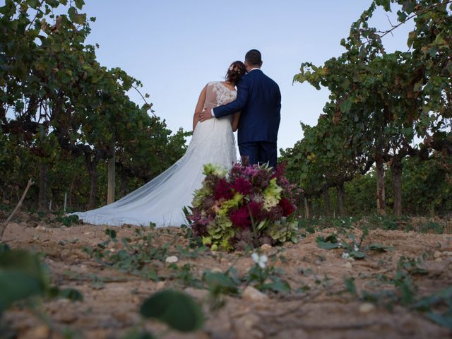 La boda de Adria y Alba en Sant Cugat Sesgarrigues, Barcelona 12