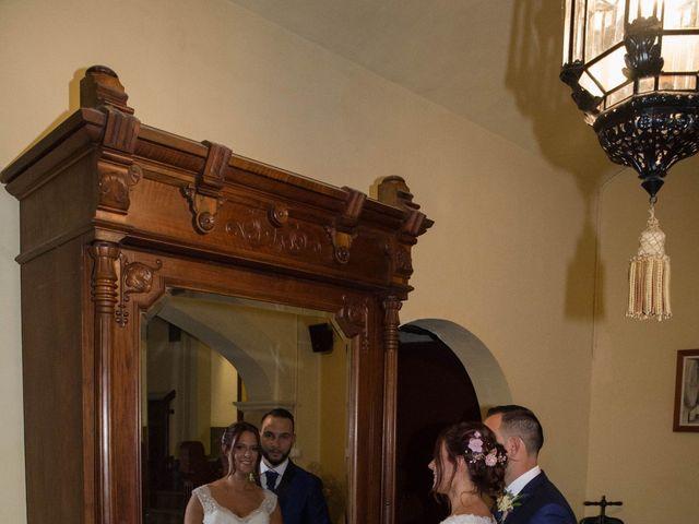 La boda de Adria y Alba en Sant Cugat Sesgarrigues, Barcelona 14