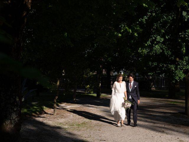 La boda de Beatriz y Antón