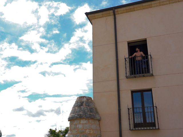 La boda de Marco y Cristina en San Bernardo, Valladolid 11