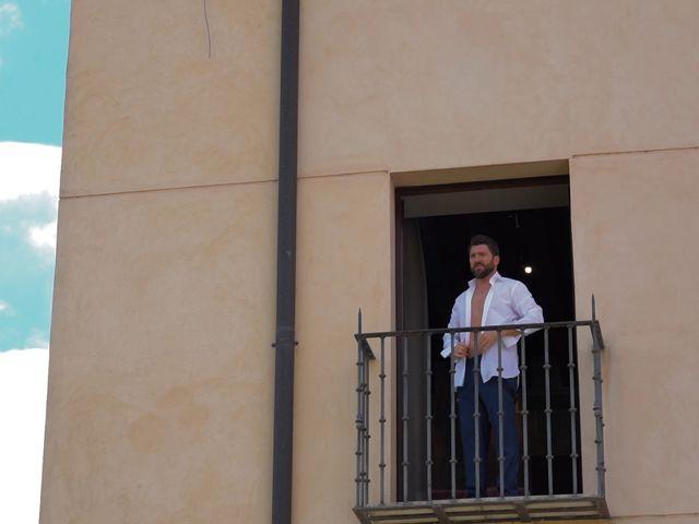 La boda de Marco y Cristina en San Bernardo, Valladolid 16