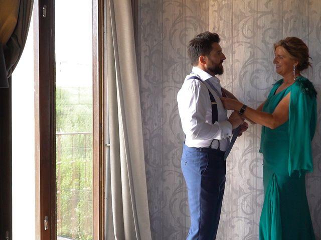 La boda de Marco y Cristina en San Bernardo, Valladolid 19