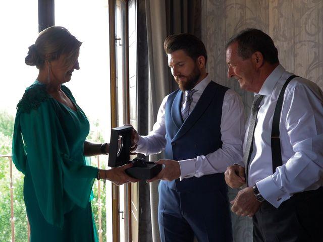 La boda de Marco y Cristina en San Bernardo, Valladolid 21