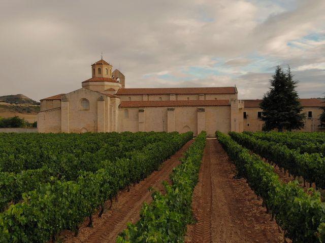 La boda de Marco y Cristina en San Bernardo, Valladolid 33