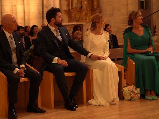 La boda de Marco y Cristina en San Bernardo, Valladolid 97