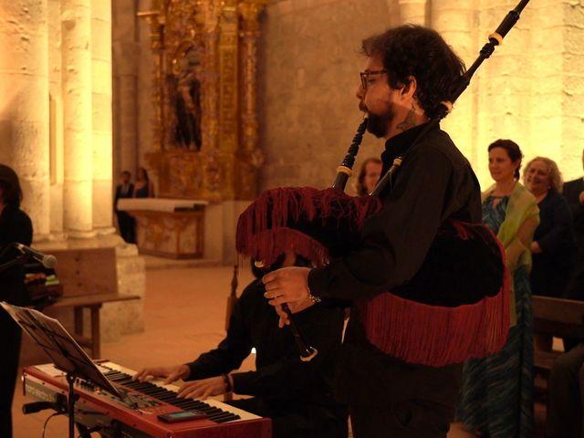 La boda de Marco y Cristina en San Bernardo, Valladolid 107