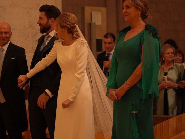 La boda de Marco y Cristina en San Bernardo, Valladolid 109