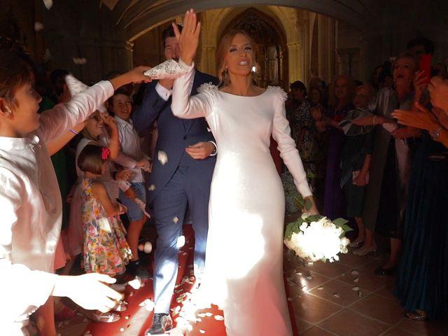 La boda de Marco y Cristina en San Bernardo, Valladolid 116