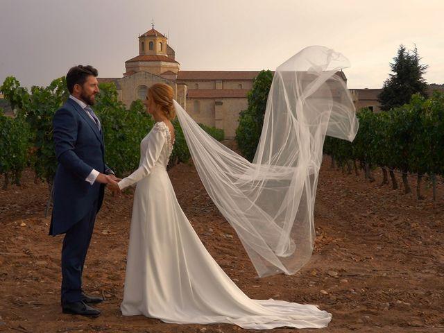 La boda de Marco y Cristina en San Bernardo, Valladolid 123