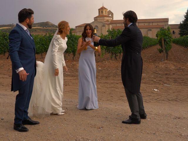 La boda de Marco y Cristina en San Bernardo, Valladolid 124