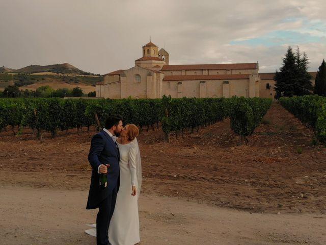 La boda de Marco y Cristina en San Bernardo, Valladolid 127