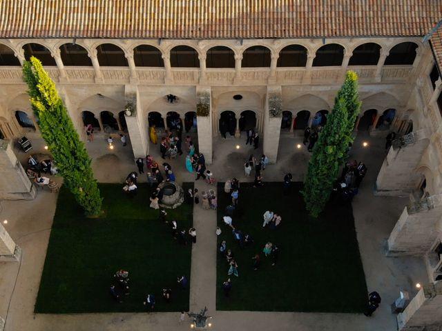 La boda de Marco y Cristina en San Bernardo, Valladolid 129