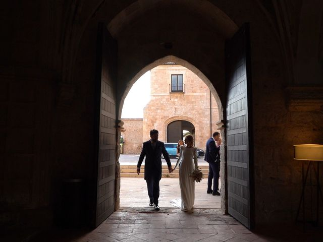 La boda de Marco y Cristina en San Bernardo, Valladolid 130