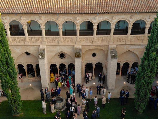 La boda de Marco y Cristina en San Bernardo, Valladolid 135