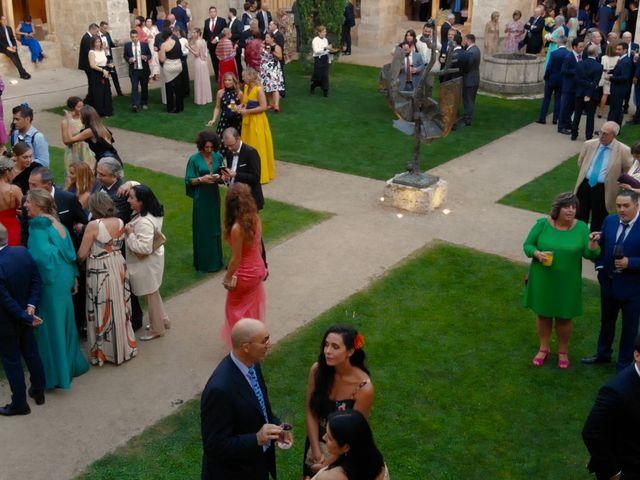 La boda de Marco y Cristina en San Bernardo, Valladolid 136