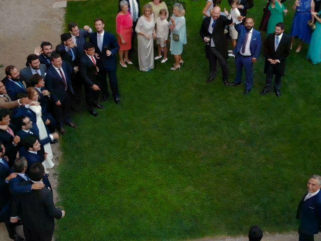 La boda de Marco y Cristina en San Bernardo, Valladolid 137