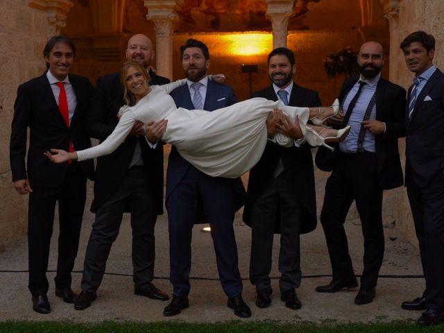 La boda de Marco y Cristina en San Bernardo, Valladolid 139