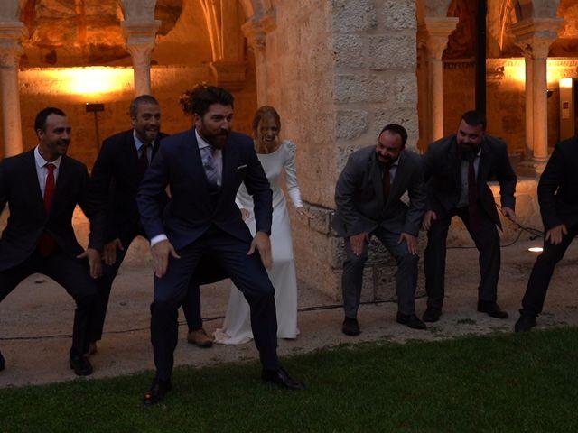 La boda de Marco y Cristina en San Bernardo, Valladolid 140