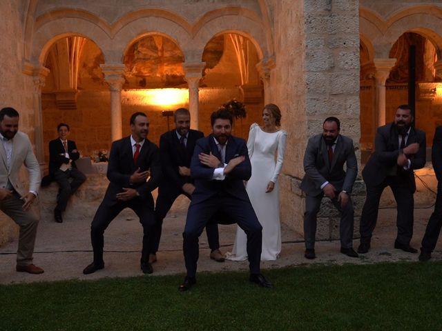 La boda de Marco y Cristina en San Bernardo, Valladolid 141