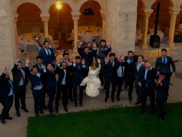 La boda de Marco y Cristina en San Bernardo, Valladolid 142