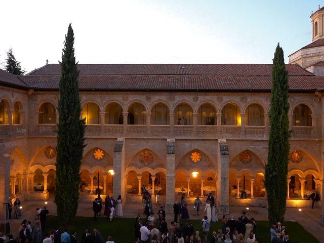 La boda de Marco y Cristina en San Bernardo, Valladolid 143