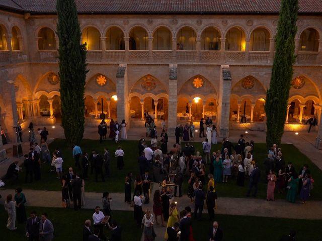La boda de Marco y Cristina en San Bernardo, Valladolid 144