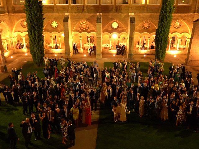 La boda de Marco y Cristina en San Bernardo, Valladolid 147
