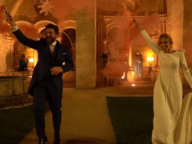 La boda de Marco y Cristina en San Bernardo, Valladolid 149