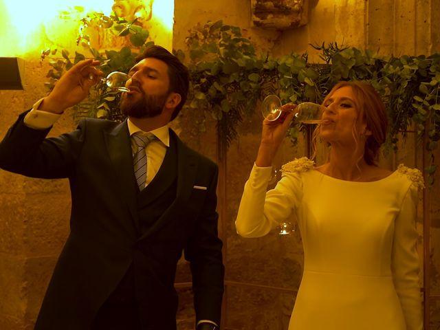 La boda de Marco y Cristina en San Bernardo, Valladolid 154