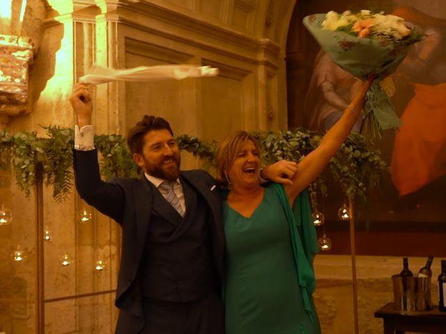 La boda de Marco y Cristina en San Bernardo, Valladolid 160