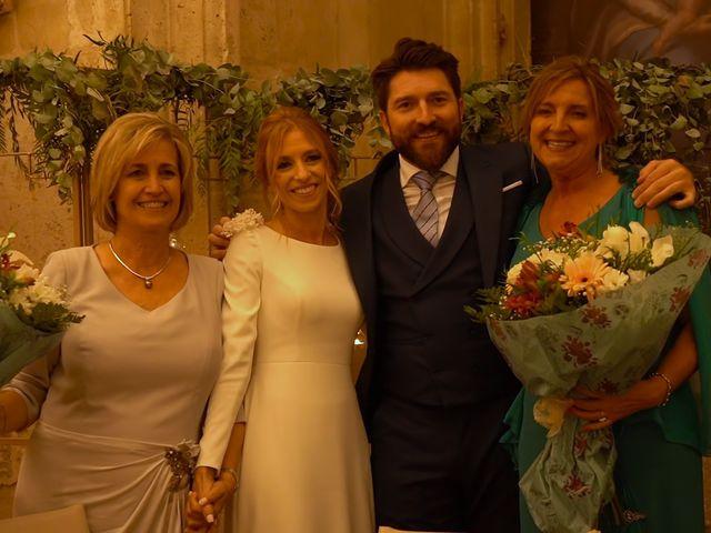 La boda de Marco y Cristina en San Bernardo, Valladolid 161