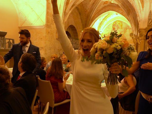 La boda de Marco y Cristina en San Bernardo, Valladolid 166