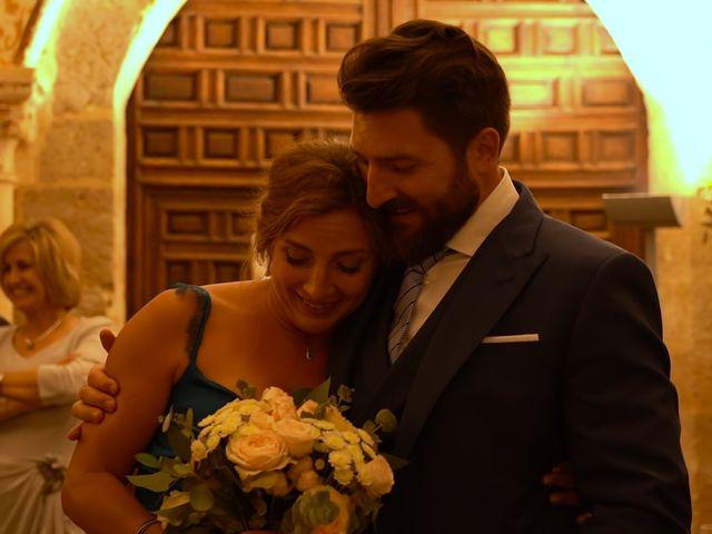 La boda de Marco y Cristina en San Bernardo, Valladolid 169