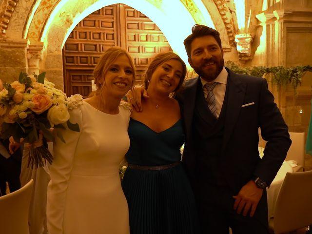 La boda de Marco y Cristina en San Bernardo, Valladolid 170