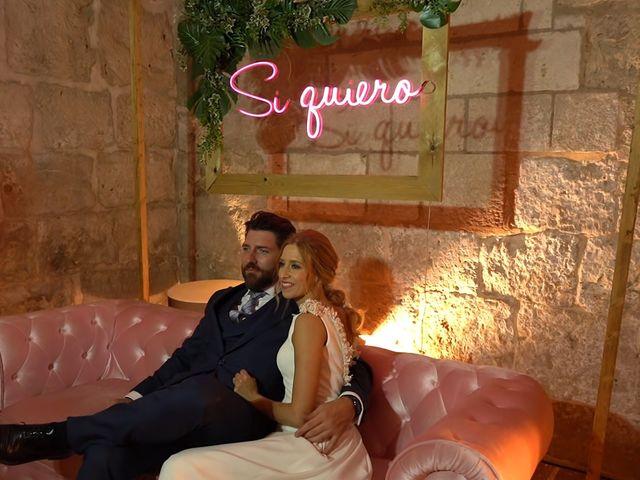La boda de Marco y Cristina en San Bernardo, Valladolid 200