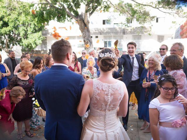 La boda de Cristian y Aniuska en La Victoria De Acentejo, Santa Cruz de Tenerife 11