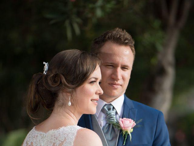 La boda de Cristian y Aniuska en La Victoria De Acentejo, Santa Cruz de Tenerife 13