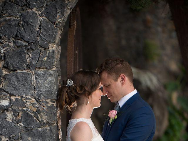 La boda de Cristian y Aniuska en La Victoria De Acentejo, Santa Cruz de Tenerife 15