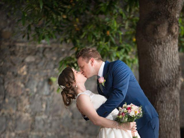La boda de Cristian y Aniuska en La Victoria De Acentejo, Santa Cruz de Tenerife 16