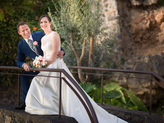 La boda de Cristian y Aniuska en La Victoria De Acentejo, Santa Cruz de Tenerife 18