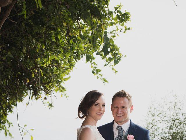 La boda de Cristian y Aniuska en La Victoria De Acentejo, Santa Cruz de Tenerife 20