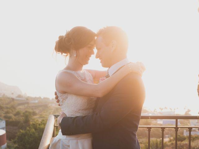 La boda de Cristian y Aniuska en La Victoria De Acentejo, Santa Cruz de Tenerife 33