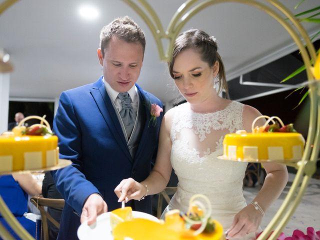 La boda de Cristian y Aniuska en La Victoria De Acentejo, Santa Cruz de Tenerife 35