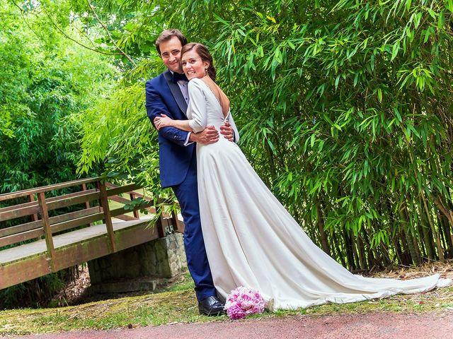 La boda de María y Nestor