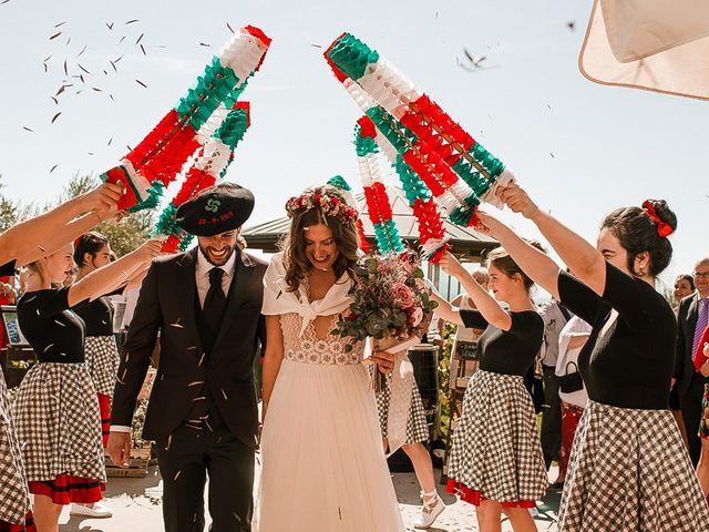 La boda de Iván y Nerea en Paganos, Álava 44