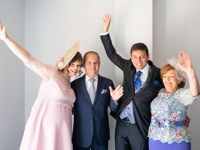 La boda de David y Carmen en Ávila, Ávila 14