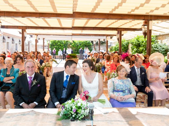 La boda de David y Carmen en Ávila, Ávila 21